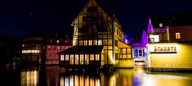 Bamberg bei Nacht (04/2017)