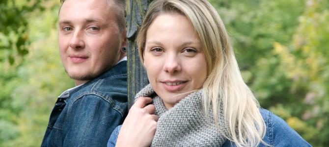 Paar-Shooting Kristina und Florian (09/2015)