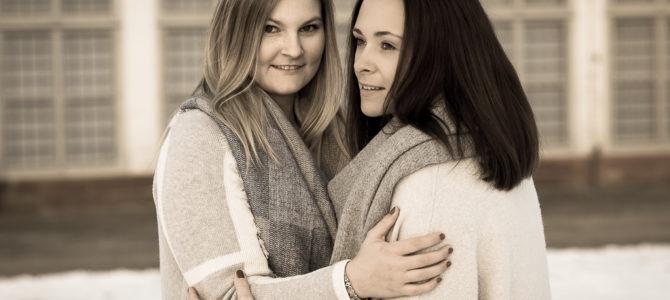 Lisa und Mareike