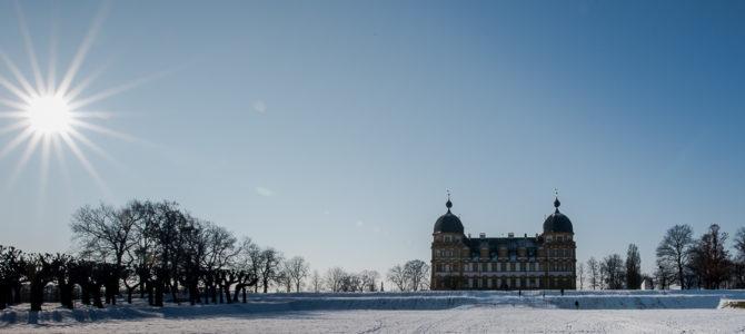 Schloss Seehof im Winter