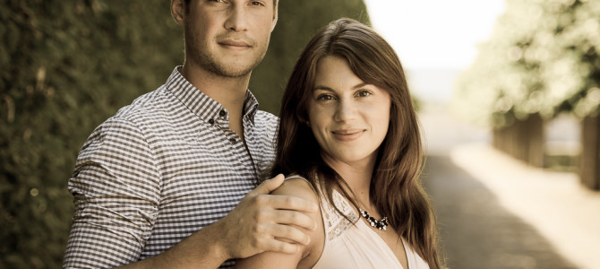 Paar-Shooting Silvy und Michael (07/2015)