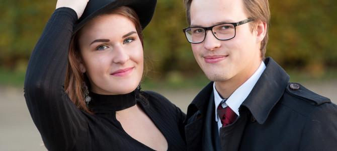 Paar-Shooting Theresa und Fabian (10/2016)